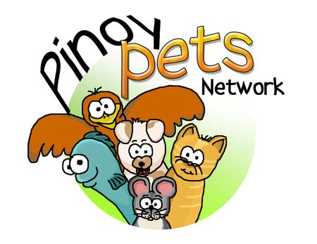 The Pinoy Pets Network logo