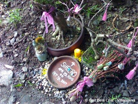 Sheero's grave