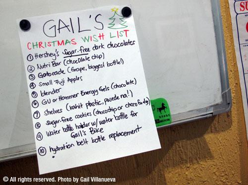 My Christmas Wish List.My Christmas Wish List Kutitots